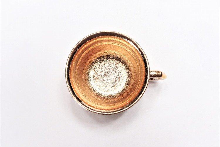 GOLDシリーズ 千段コーヒー碗C/S (化粧箱入り) 画像サブ4