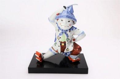 かぶと人形(小)