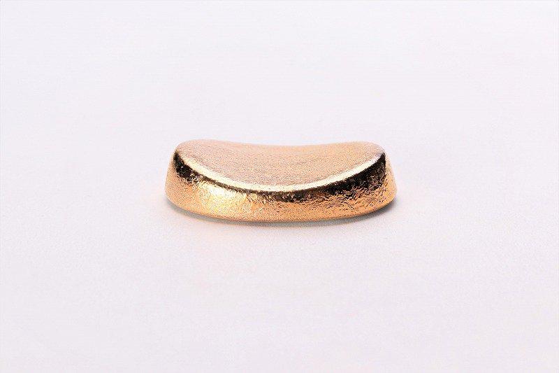 GOLDシリーズ 小判箸置(2個セット)(化粧箱入り) 画像サブ1