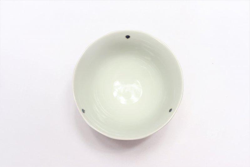 そうた窯 染付小花紋面取茶付 ペア 画像サブ4