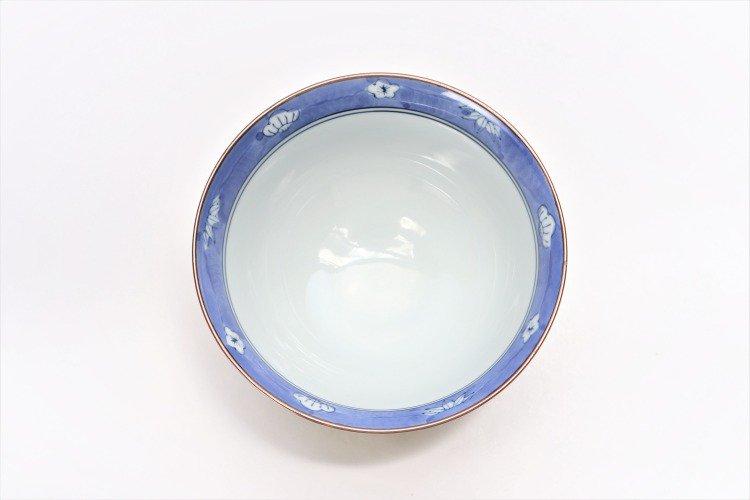徳七窯 染錦宝袋茶付 ペア 画像サブ5