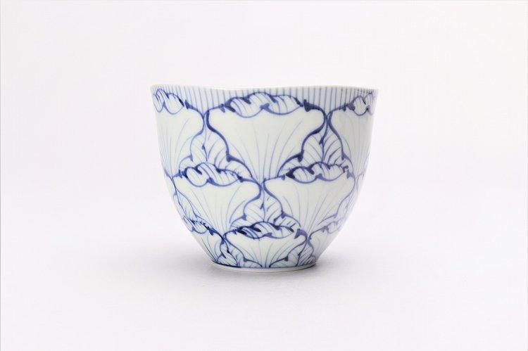 そうた窯 染付花弁紋 フリーカップ 画像サブ1