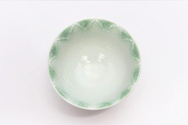 楽々シリーズ 三色ぼかし一珍 ペア茶碗 (化粧箱入り) 画像サブ4