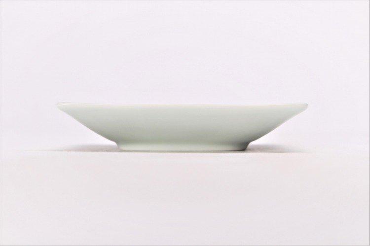 そうた窯 染付和ぶどう 正角皿(小) 画像サブ1