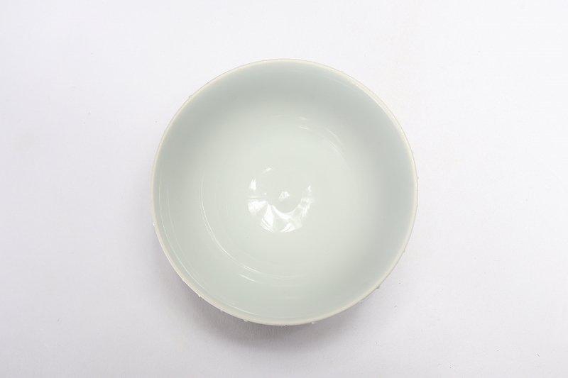 楽々シリーズ ラスター小花散し ミニ茶碗 (化粧箱入り) 画像サブ3