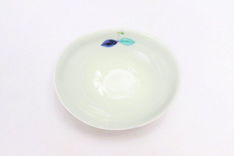 一峰窯 レモン 楕円小鉢 画像サブ3
