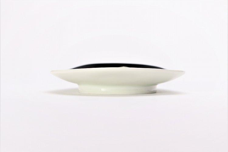 幸楽窯 錦おふくさん 銘々皿 画像サブ1