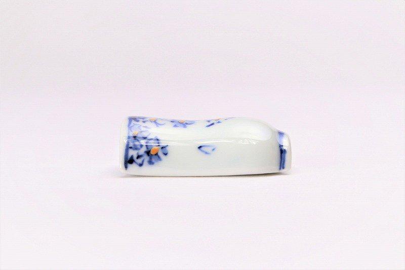 一夢窯 桜 湯呑型箸置き 画像サブ1