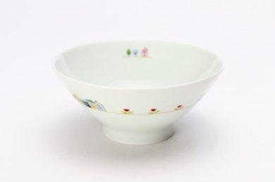 一峰窯 オランダ 茶碗(大)