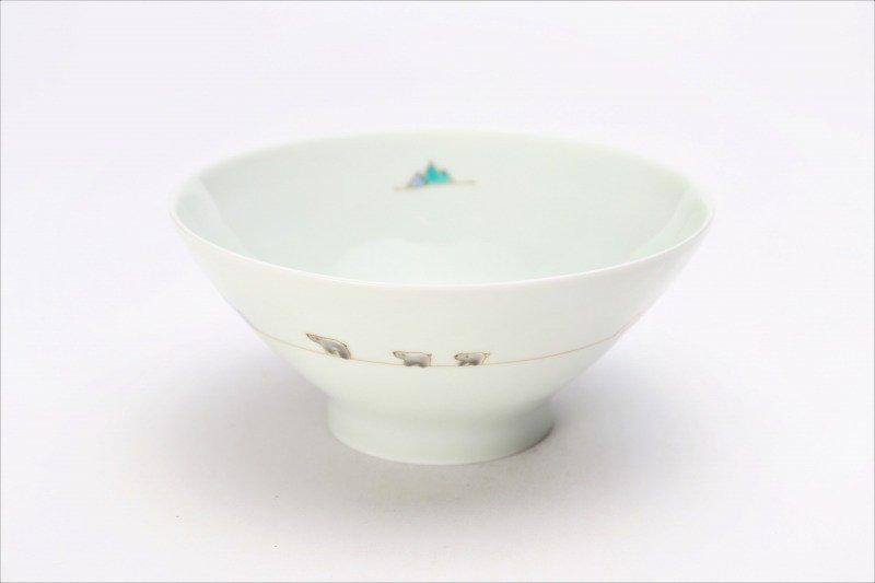 一峰窯 北極 茶碗(大) 画像メイン