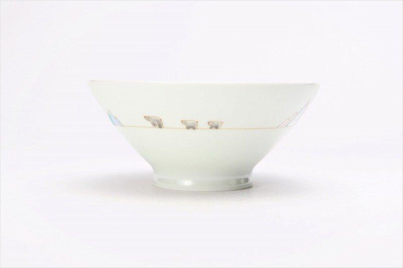 一峰窯 北極 茶碗(大) 画像サブ1