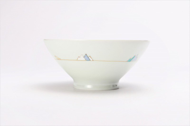 一峰窯 北極 茶碗(大) 画像サブ2