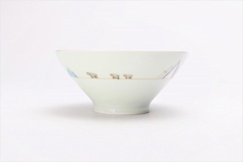 一峰窯 北極 茶碗(小) 画像サブ1