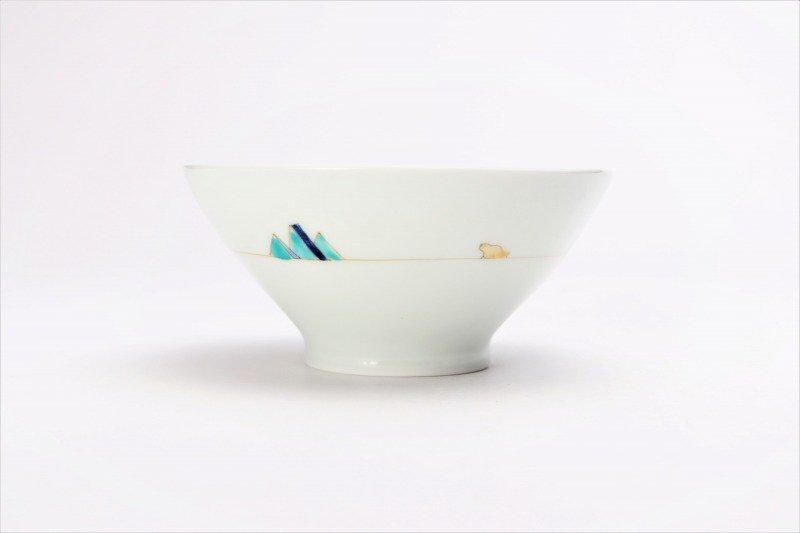 一峰窯 北極 茶碗(小) 画像サブ3