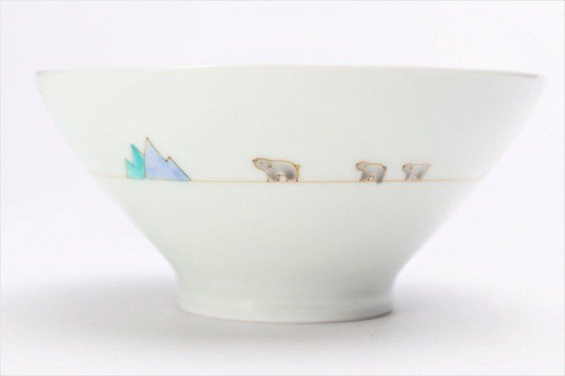 一峰窯 北極 茶碗(小) 画像サブ5