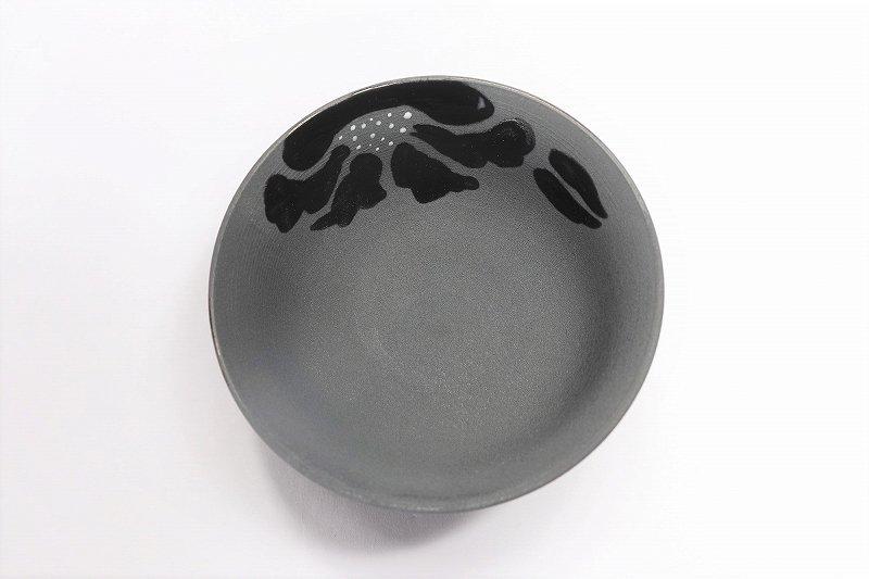 徳七窯 しぼり花 ペア茶碗 画像サブ5