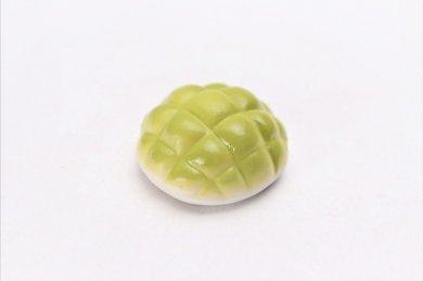 北川美宣窯 メロンパン(緑) 箸置き