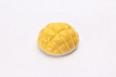 北川美宣窯 メロンパン(黄) 箸置き
