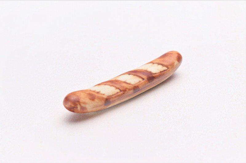 北川美宣窯 フランスパン 箸置き 画像メイン