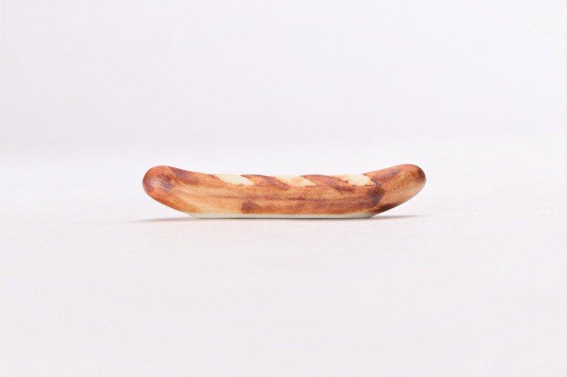 北川美宣窯 フランスパン 箸置き 画像サブ1
