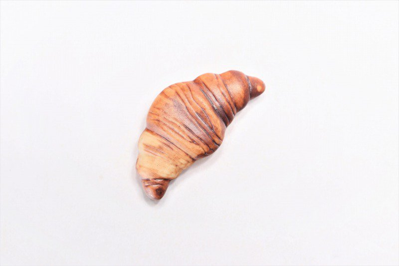 北川美宣窯 クロワッサン 箸置き 画像サブ2