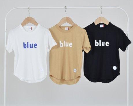 FOV blue Tシャツ