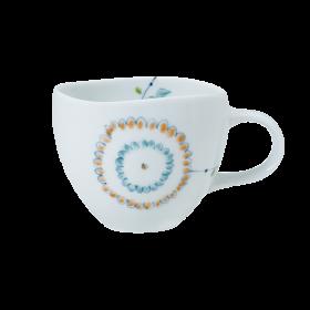 マグカップ|フラワーバード|一峰窯