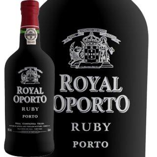ロイヤル・オポルト ルビー DOC<br>Royal Oporto Ruby DOC<img class='new_mark_img2' src='https://img.shop-pro.jp/img/new/icons31.gif' style='border:none;display:inline;margin:0px;padding:0px;width:auto;' />