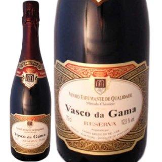 ヴァスコ・ダ・ガマ ブリュット(スパークリング) 赤<br>Vasco da Gama BRUTO Tinto