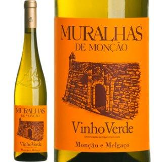 ムラーリャス・デ・モンサオン ヴィーニョヴェルデ 白 DOC 2018<br>Muralhas de Moncao Vinho Verde Branco DOC<img class='new_mark_img2' src='https://img.shop-pro.jp/img/new/icons31.gif' style='border:none;display:inline;margin:0px;padding:0px;width:auto;' />