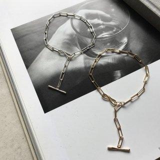 silver925 choker bracelet/anklet