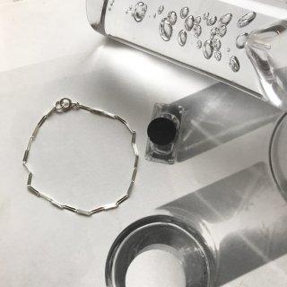 silver925 spangle chain brecelet