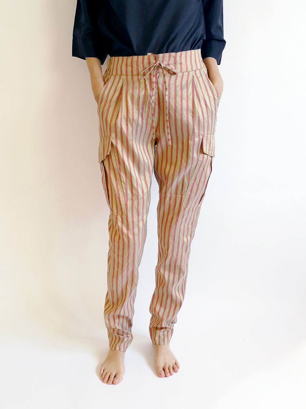Cargo Pants / original beige