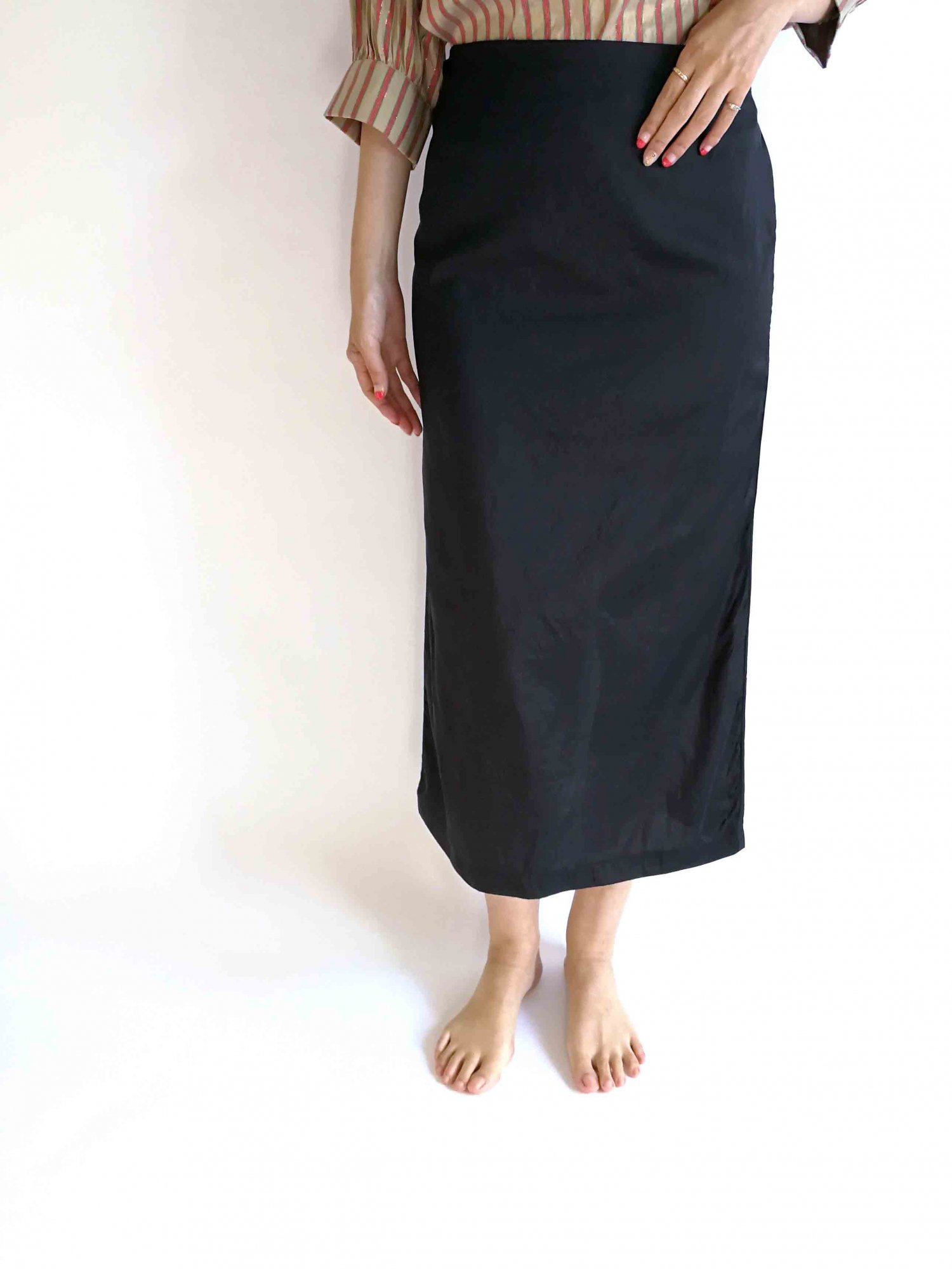 Pencil Skirt / black