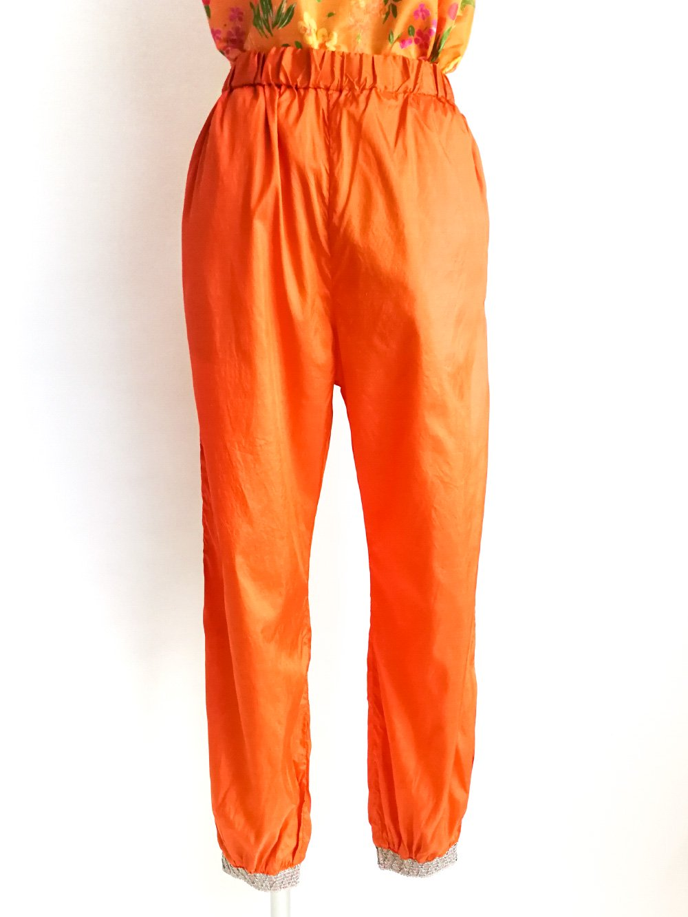Balloon Pants / orange