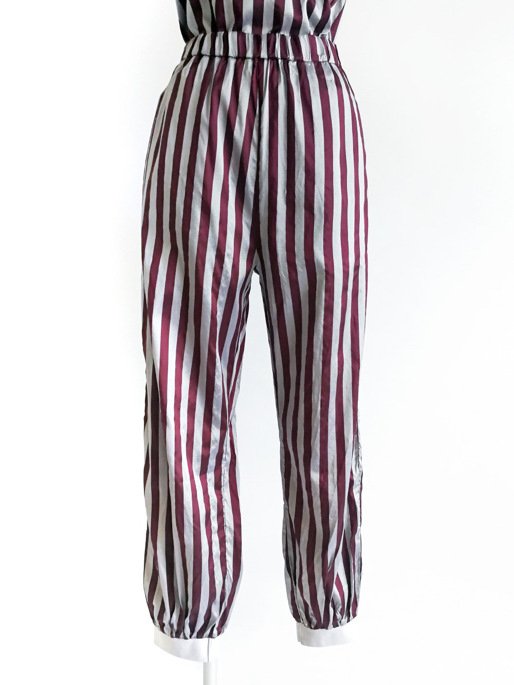 Balloon Pants / original bordeaux