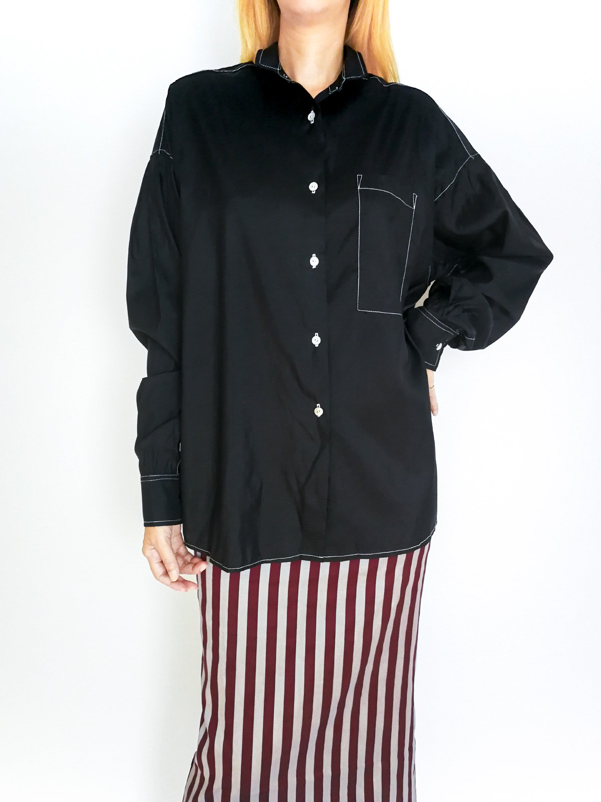 Boys Shirts / black