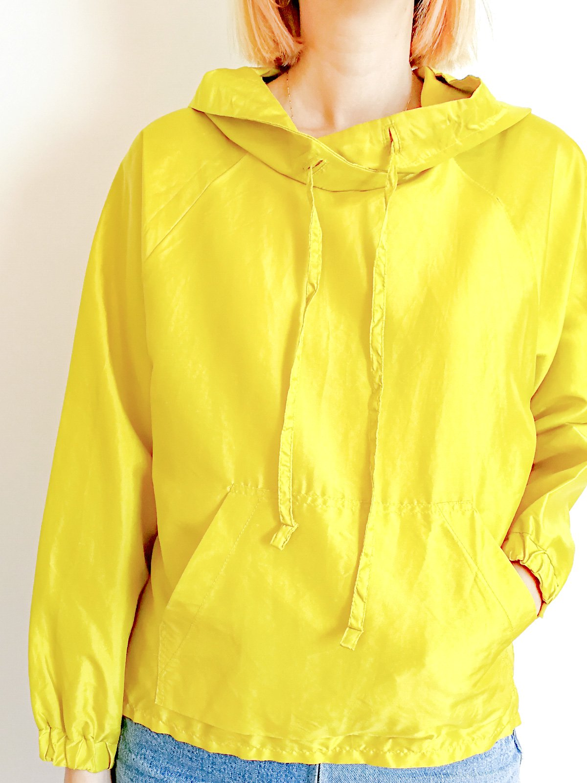 Hoodie / mustard サムネイル