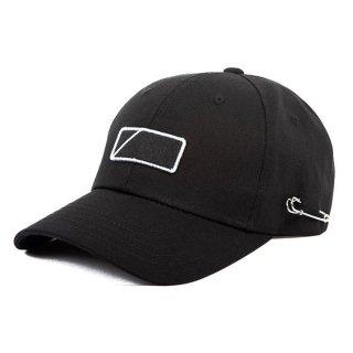 MACK BARRY NONAME CURVE CAP BLACK