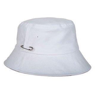 MACK BARRY MCBRY BUCKET Hat white