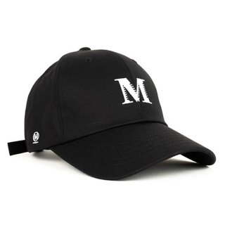 MACK BARRY MM LOGO CURVE CAP