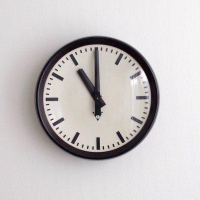 古い工業用の掛け時計/パラゴトロン/Vintage Clock