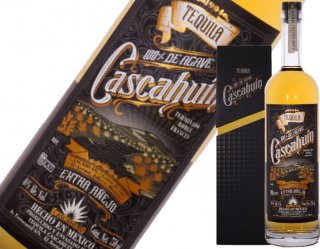 カスカウィン  Cascahuin カスカウィン テキーラ エクストラアネホ フレンチオークフィニッシュ 40% 750ml