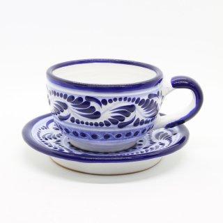 雑貨  タラベラ カップ&ソーサー
