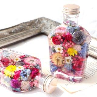 ハーバリウム Jewel Bottle