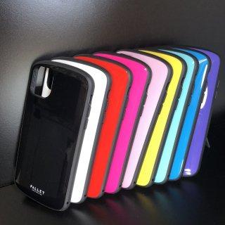 【iPhone 11 Pro】 超軽量・極薄・耐衝撃ハイブリッドケース「PALLET AIR」