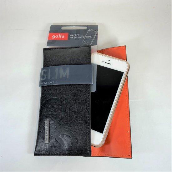 Golla(ゴッラ) G1402 スマートフォン対応 Phone Wallet「DOANE」  商品画像