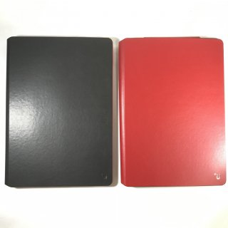 【iPad Pro 9.7インチ(iPad Air 9.7)】One Sheet of Leather case 「【+U】James」