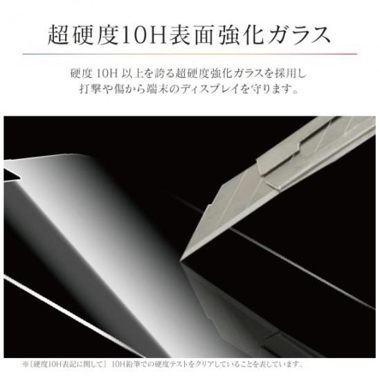 【iPhone 11 Pro (iPhone XS/X対応)】  2枚組 ガラスフィルム スタンダードサイズ(高光沢) 商品画像