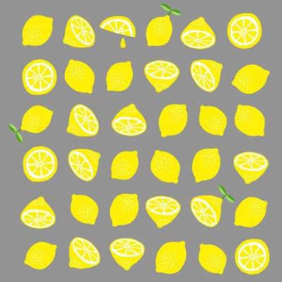 レモン グレー